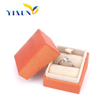 2015 fashion newest custom logo printed gift box for jewelry packing