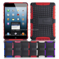 Heavy Duty Shockproof Hard Case With Stand For IPad