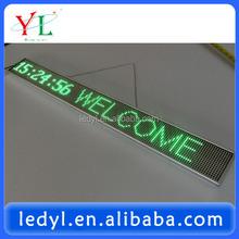 Guangzhou Running text led display