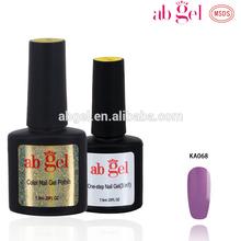 China fabricante venta caliente nueva moda dulce color de esmalte de uñas
