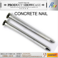 supply 1.5/2/2.5/3/4inches concrete nail ( building nails)