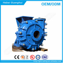 wire-electrode cutting high flow rate horizontal ore processing slurry pump integrity