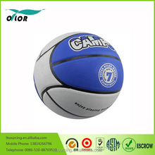 good quality Rubber cover Basketball for training and match