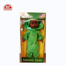 cheap custom baby toys islamic doll