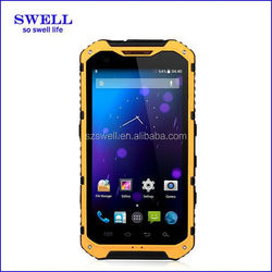 Hot sale ! 4.3inch Military smartphone a9 android waterproof mobile phone low price