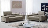 Baotian Furniture 3 seater sofa modern sofa designs Metal leg sofa set