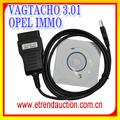Para vag tacho 3.01 + usb para immo opel airbag eeprom pin llave