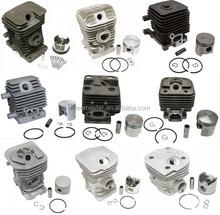 Premium Quality chain saw parts/chainsaw parts/chainsaw spares parts, chainsaw cylinder head kits