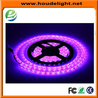 Purple plastic 110 volt led strip light diffuser cover