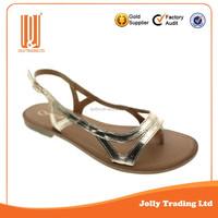 Shoe manufacturer flats sandal latest sandals for women