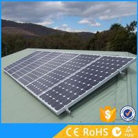 Electrical equipment off grid 300w solar system for home appliances