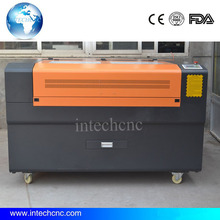 National Day Special!!!cheap co2 laser engraving and cutting machin Intechcnc of 1490 machine for Acrylic, MDF, Leather, plastic