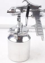 High Quality Manual Paint Spray Gun, 750ml Paint Sprayer F-75