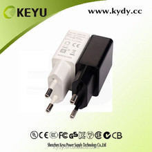 Shenzhen Factory direct selling 5v 1a mini power adapter for mobile phone and tablet pc