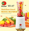 VT-17 600ml electric house appliances shake and take juice maker/mini blender juicer