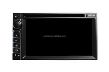 6.2 inch touch screen car dvd gps universal with 3D UI