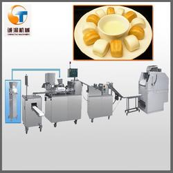chinese gold and silver steamed bun making machine