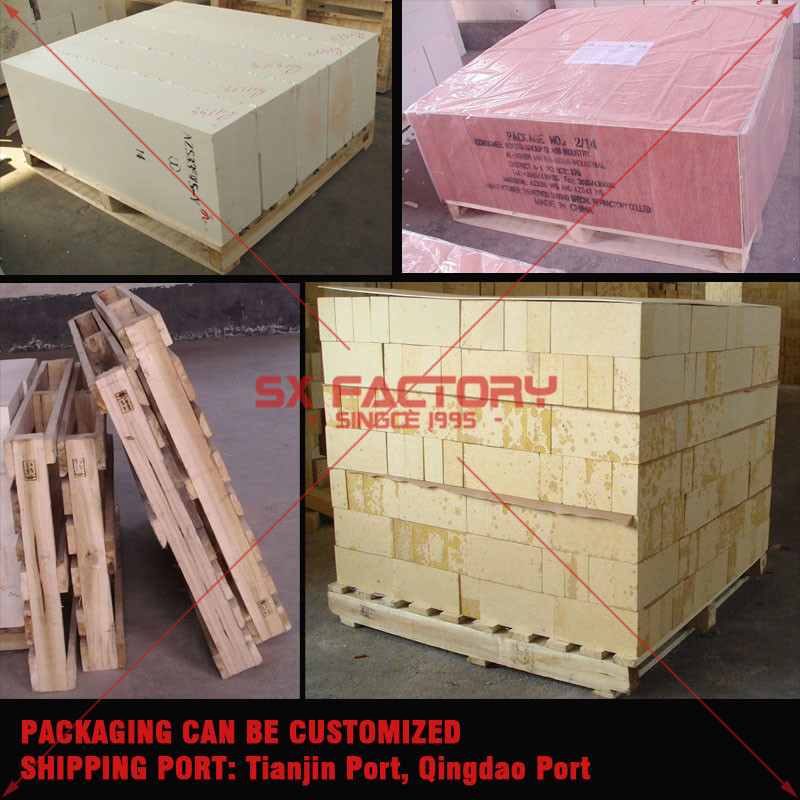 cement rotary kiln, high alumina,refractory blocks