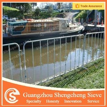 Alibaba honest seller zinc steel metal fence portable pool fence