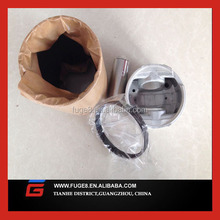 hot sell in 4M40 liner kit with piston ME201780 ME203318 spare parts for Mitsubishi engine
