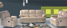 Home Furniture Sectional Home Theatre Cinema Sofa in Beige(FOH-A005)