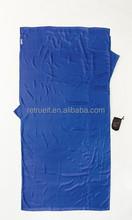 Wholesale Portable Outdoor Camping Silk Ultra Light Summer Sleeping Bag
