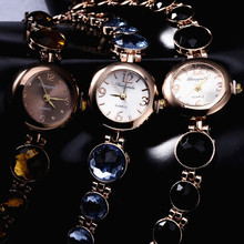 2015 New Women Vintage Fashion Bracelet Wrist watch