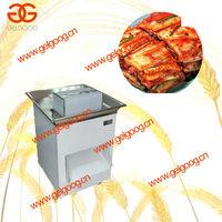 Frozen meat cutting machine / Edible fungus cutting machine / Mushroom cutting machine