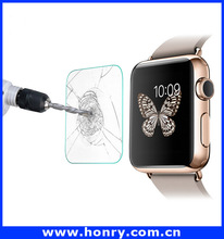 For Apple Watch 42mm Screen Protector Premium HD Clear Film,Tempered glass screen protector