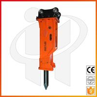 HB20 G 135mm hydraulic rock breaker for 20 ton excavator construction machinery hydraulic rock hammer