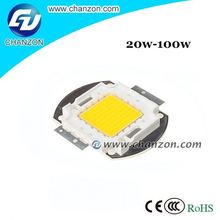 Big Discount 20w 30w 50w 70w 100w Epistar Integrater high power Led chip blue grow light 100w