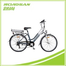 Powerful Electric Charging Electric Motor Bike