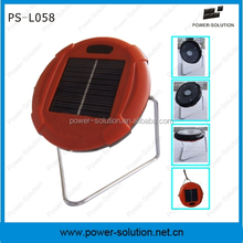 cheap portable solar led camping lantern, perfect size for tent lighting