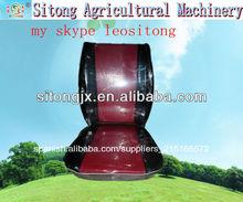 agrícola del asiento del tractor