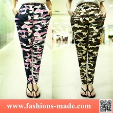 Woman New Style Camouflage Harem Pants