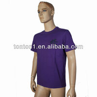 Cheapest Wholesale 100% egyptian cotton blank t-shirt