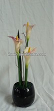 3PCS CALLA LED PU ARTIFICIAL FLOWERS