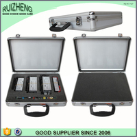 Supply aluminum metal cheap hard case tool box