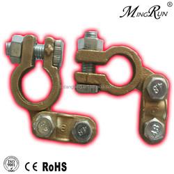 MR heavy duty battery terminal/ car battery terminal types/auto battery termina for brass Zinc Aluminum Lead Copper
