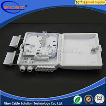 Easy Operation And Maintenance Optical Splitter Terminal Box FTT-H312