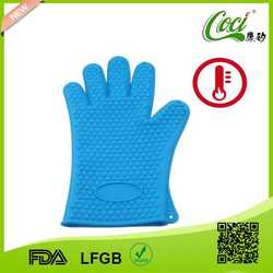 bbq gloves silicone