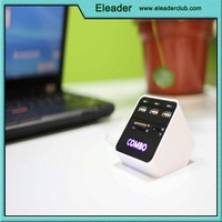 Cube USB 2.0 Combo 3 Ports Hub & 4 Slot Card Reader