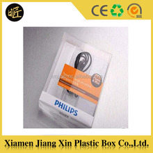 Custom Mobile phone Case Earphone Packaging insert blister tray