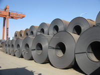 The best price, 0.14mm~0.6mm, Q235 SS400 Q345 Q195 ,Hot rolled steel coil