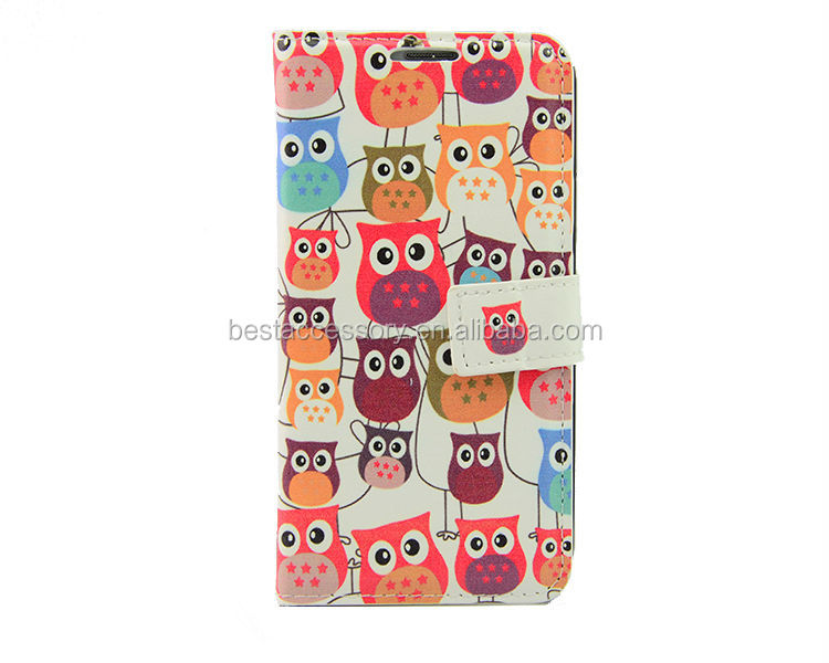 2014 new design leather flip case for samsung s5,for samsung s5 case