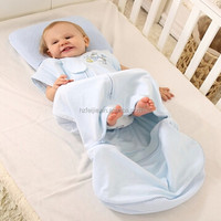 temperature adjust fabric on baby sleeping sheet