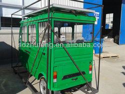 60v1200w solar taxi passenger tricycle/rickshaw