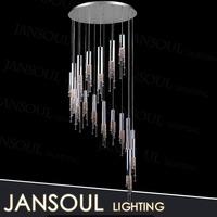 2015 indian style indoor fancy custom natural crystal chandelier light fixture decorative hanging pendant lights