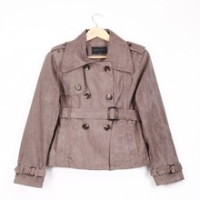 2014 JaleJaqueta Couro Lady's suede Wholesale,Chaquetas Faux Hot Blazer Leather Jacket