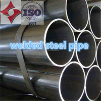 alibaba website schedule 40 carbon lsaw welded black round steel pipe with low price